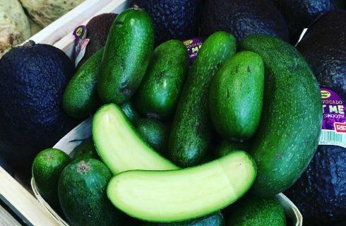 De hemelse avocado maar dan zónder de pit en met eetbare schil!