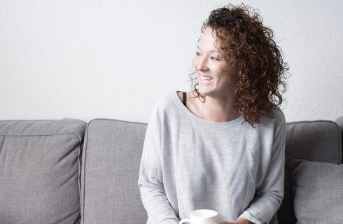 Yvette(29) heeft een zeldzame auto-immuunziekte, maar opende ondanks dat haar eigen winkel!