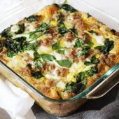 Pasta ovenschotel: Fusilli met tomaat en kaas