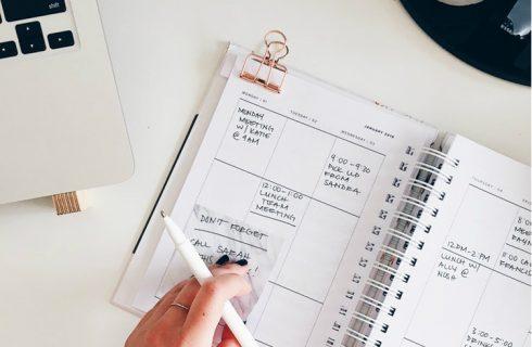 Hoe plan je effectief en raak je niet bedolven onder je taken(lijst)?