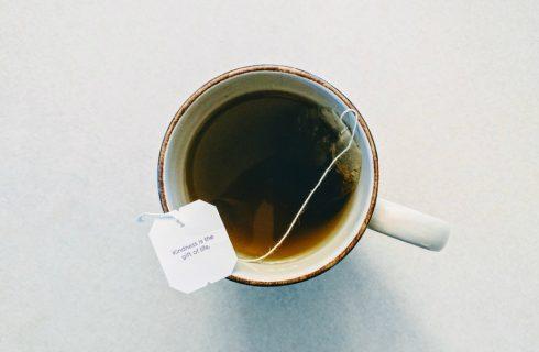 Dit is waarom groene thee gezond is!