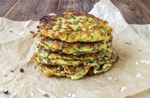 Heerlijke healthy veggie pannenkoeken to go! (glutenvrij)