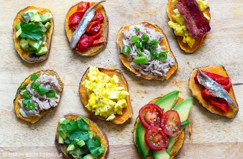 Lunch tip: Heerlijke zoete aardappel toast!