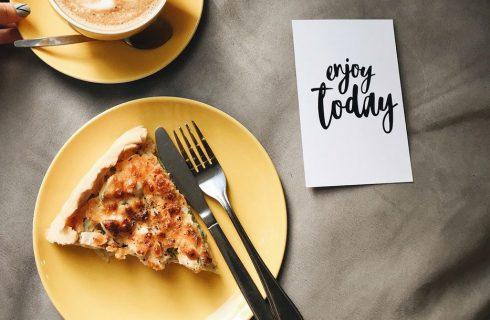 Onderzoek zegt: 'Door pizza te eten val je af!'