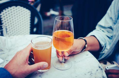 Is bier daadwerkelijk slechter dan wijn?