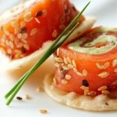 Heerlijke aubergine quinoa rolletjes met feta