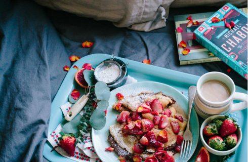 Heerlijke valentijnsrecepten van ontbijt tot diner!