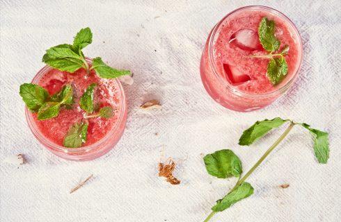 3 x de lekkerste cocktails met weinig calorieën