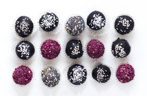 RAW balletjes; een gezonde chocolade snack voor energie!