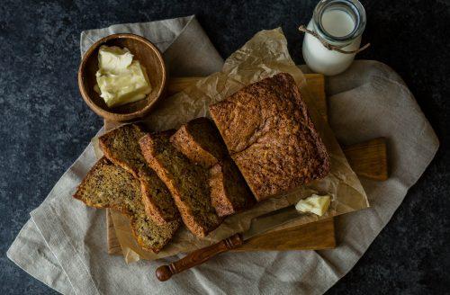 Maak het perfecte bananenbrood met dit overlijke recept