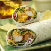 Recept: Thaise kip salade met satésaus