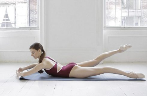 Met deze ballet beautiful workout train je jouw hele lichaam strak!