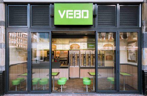 FEBO lanceert vega grillburger en doet mee aan de 'Vegetarische Restaurantweek'!