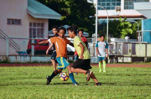 Sporten op jonge leeftijd is gunstig voor later