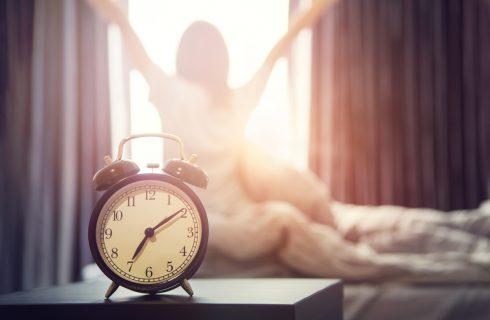Deze 4 tips helpen je om vroeg op te staan om te gaan sporten