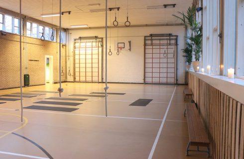 Jeugdsentiment: Sporten doe je voortaan in de Apenkooigym!