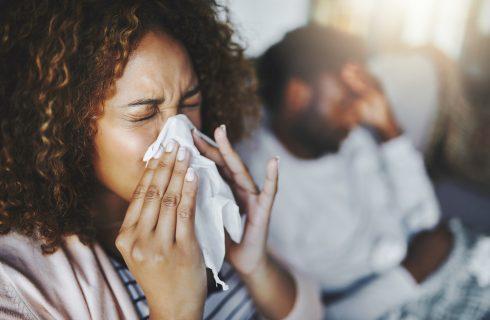 Dit is waarom je in de winter vaker ziek bent