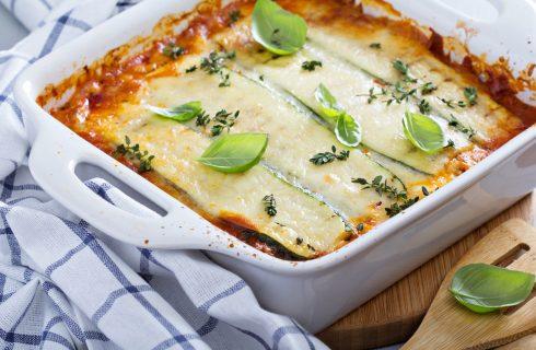 Geniet van lasagne zonder de koolhydraten!