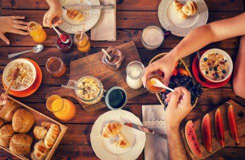 6x inspiratie voor een lekker en gezond ontbijt (filmpje)