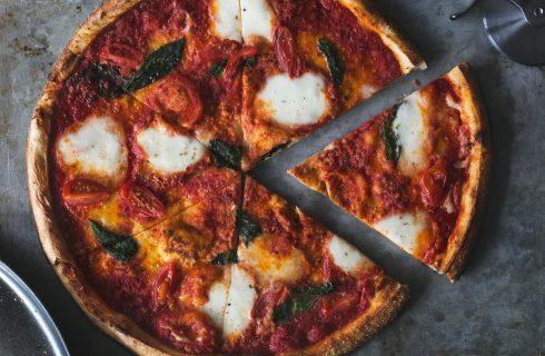 New York Pizza bezorgt als eerste in Europa nu ook vegan pizza!