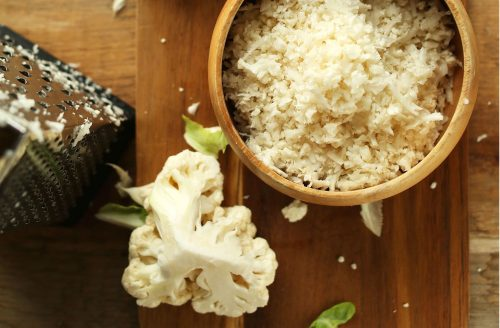 Zo maak jij de lekkerste bloemkool rijst gewoon zelf!