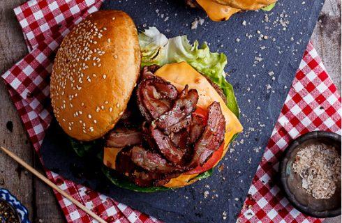 Zo maak je thuis de ultieme hamburger!
