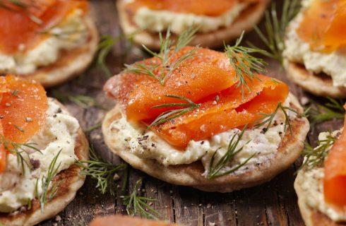 Heerlijk voor op brood: zelfgemaakte zalmsalade