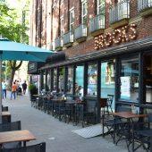 In hartje Amsterdam: Vegetarisch Restaurant Golden Temple