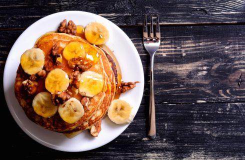 Bananen pannenkoeken, met maar 3 ingrediënten! (lactose -& glutenvrij)