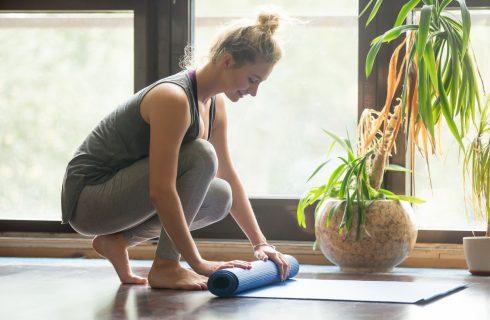 3 pilates oefeningen voor een strakke buik