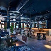 Restaurant, bar en lounge The Gaia: nieuw in hartje Amsterdam