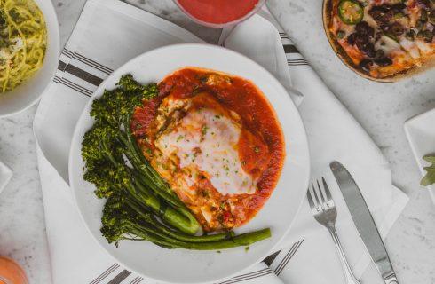 Vegan Lasagne, super gemakkelijk te bereiden!