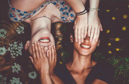 #2 Vriendschappen zijn goed voor je gezondheid!